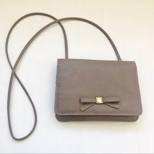 NWOT Crossbody Purse with Bow